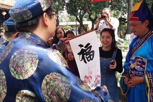 Hơn 100.000 lượt khách du lịch đến Huế trong dịp tết Dương lịch 2019