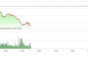 Chứng khoán sáng 3/1: Thị trường rực đỏ, VN-Index thủng 880 điểm