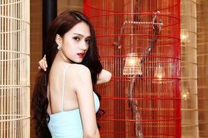 Hương Giang: 'Tôi không phải dè chừng ai khi làm Hoa hậu'