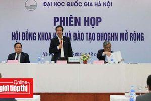 Đại học Quốc gia Hà Nội tập trung đào tạo cử nhân tài năng theo hướng đại trà