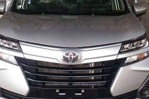 Lộ diện Toyota Avanza 2019 với bề ngoài thay đổi ấn tượng
