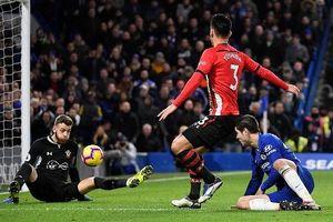 Hàng công bất lực, Chelsea hòa thất vọng Southampton