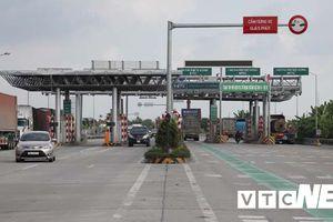 Sắp thu phí BOT Quốc lộ 10, lãnh đạo TP Hải Phòng: 'Nhiều việc thực hiện chưa đạt yêu cầu'