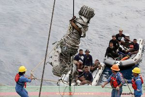 Lion Air dừng tìm kiếm hộp đen thứ 2 của máy bay chở 189 người rơi xuống biển
