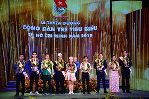 TP Hồ Chí Minh tuyên dương 9 Công dân trẻ tiêu biểu năm 2018
