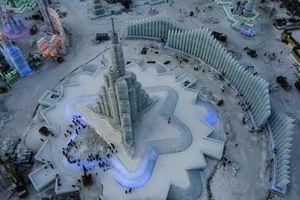 Lễ hội băng và tuyết lớn nhất hành tinh tại Trung Quốc