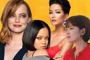 Tham khảo kiểu tóc ngắn đẹp của sao nữ trong nước và quốc tế