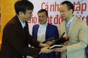 Báo Dân Việt tri ân những người đồng hành tử tế