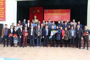 17 giáo viên Lào được bồi dưỡng chuyên sâu về giáo dục thể chất