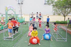 Giải pháp phát triển hệ thống đồ chơi cho giáo dục mầm non