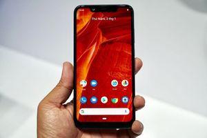 HMD Global ra mắt smartphone Nokia 8.1, camera trước 20 MP