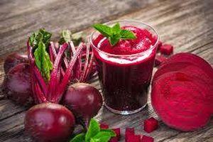 Củ cải đường giúp cải thiện 'yêu', ngừa ung thư, hạ huyết áp