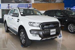 Dự đoán phân khúc xe bán tải tại thị trường Việt Nam năm 2019