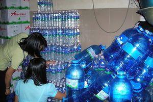 Dùng nước giếng sản xuất nước đóng bình