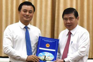 Ông Bùi Xuân Cường trở lại làm Trưởng 'siêu ban' đường sắt đô thị TP.HCM