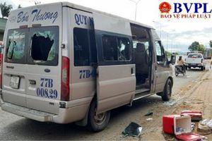 Tạm giữ hình sự tài xế xe khách gây tai nạn liên hoàn, 4 người thương vong