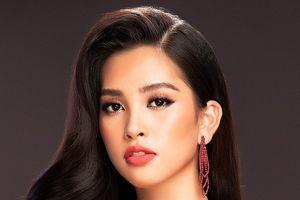 Hoa hậu Tiểu Vy được đề cử bình chọn Hoa hậu đẹp nhất 2018