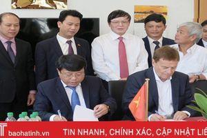 Tiềm năng lớn về hợp tác giữa bang MV - CHLB Đức với Hà Tĩnh và Việt Nam