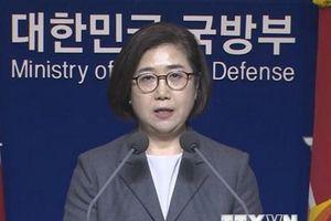 Hàn Quốc công bố video vụ chạm trán trên biển với Nhật Bản