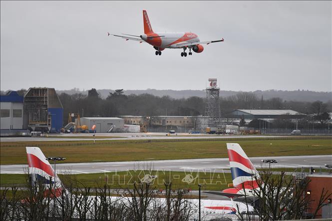 Hai sân bay lớn nhất của Anh ứng dụng công nghệ ngăn chặn thiết bị bay không người lái