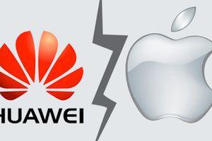 Hai nhân viên Huawei bị phạt nặng vì một thao tác trên iPhone