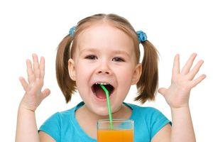 Bật mí cho mẹ 3 loại sinh tố giữ ẩm cơ thể cho trẻ vào mùa đông