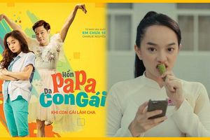 'Hồn Papa da con gái': Bước tiến dài diễn xuất của Kaity Nguyễn sau 'Em chưa 18'