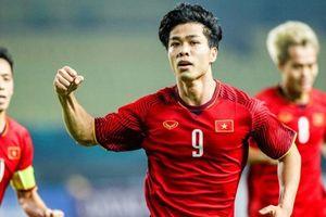 Những cầu thủ nào của tuyển Việt Nam từng xé lưới Iran, Iraq?
