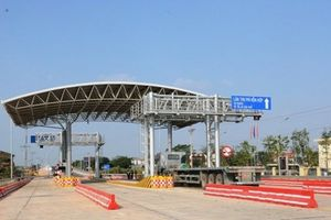 Chính thức thu phí dịch vụ sử dụng đường bộ cầu Văn Lang-Ba Vì