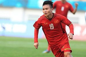 Quang Hải lọt top 6 tiền vệ đáng xem nhất tại Asian Cup 2019