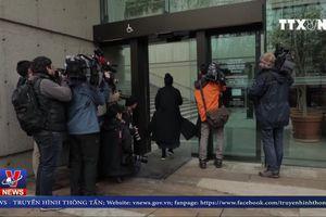 công dân Canada bị Trung Quốc bắt giữ sau vụ Huawei