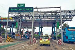Tổng cục Đường bộ Việt Nam: Đã có trên 90 làn thu phí không dừng được triển khai
