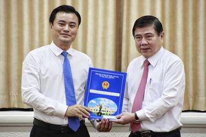 Chân dung Giám đốc Sở 7X giữ chức Trưởng ban Quản lý đường sắt đô thị TPHCM