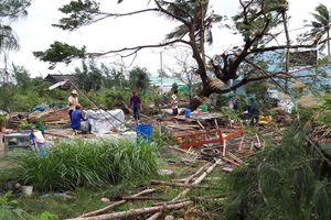 Ảnh hưởng của bão Pabuk, 8 người dân ở miền Tây thương vong