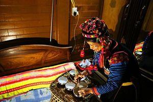 Vài hình ảnh về Tết Có Nhẹ Chà của dân tộc Hà Nhì