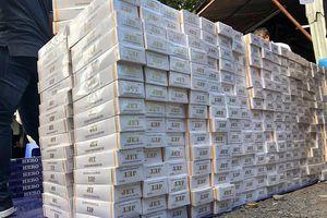 TP Hồ Chí Minh: Bắt quả tang hai đối tượng buôn bán 3.300 cây thuốc lá điếu nhập lậu