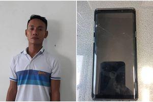 TP. HCM: Nghi án tài xế taxi Vinasun trộm điện thoại của nữ Phó lãnh sự Hàn Quốc