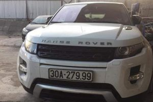 Xe Range Rover đâm người, bỏ chạy: Vẫn nhắn tin hỏi thăm
