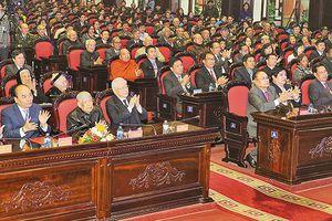 Kỷ niệm 40 năm Ngày chiến thắng chiến tranh bảo vệ biên giới Tây Nam Việt Nam và cùng quân dân Cam-pu-chia chiến thắng chế độ diệt chủng (7-1-1979 - 7-1-2019)