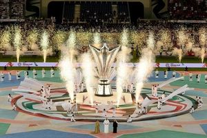 Ấn tượng lễ khai mạc Asian Cup 2019