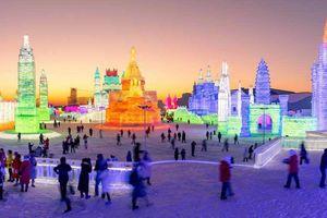 Lễ hội băng tuyết lớn nhất thế giới