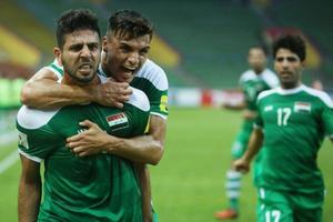 Báo Iraq tự tin đội nhà có thể giành chiến thắng trước tuyển Việt Nam