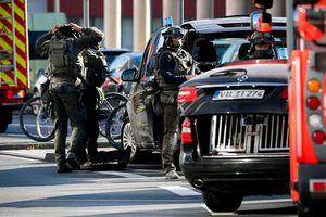 Nổ súng tại Đức, bắt giữ một đối tượng có vũ trang