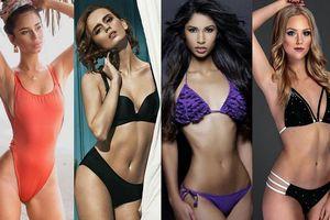 Những đối thủ đáng gờm của Lê Âu Ngân Anh tại Hoa hậu Liên lục địa