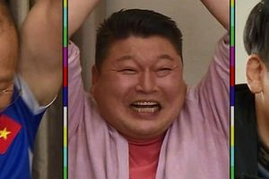 Clip: HLV Park Hang-seo gây sốt khi xuất hiện trong show thực tế Hàn