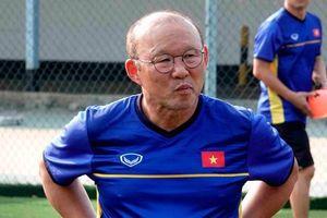 Những điều sẽ khiến HLV Park Hang-seo đau đầu trước thềm Asian Cup 2019
