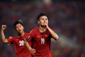 Quang Hải ngoạn mục lọt Top 15 cầu thủ hay nhất châu Á 2018