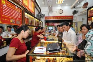 Vàng Bảo Tín Minh Châu ngược dòng tăng mạnh chiều cuối tuần