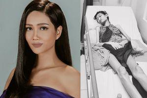 H'Hen Niê và loạt người mẫu cùng nhau kêu gọi ủng hộ cho mẫu Việt bị ung thư