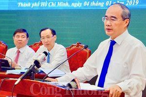 Năm 2019: TP. Hồ Chí Minh làm gì để tạo đột phá về cải cách hành chính và thực hiện Nghị quyết 54